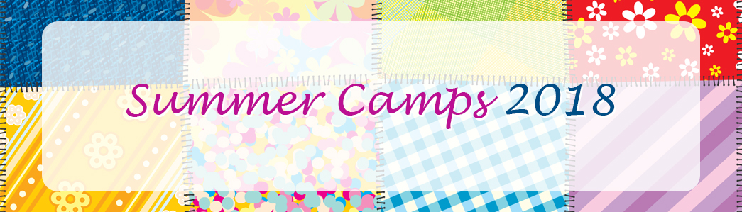 Fascination in Fabrics Summer Sewing Camps
