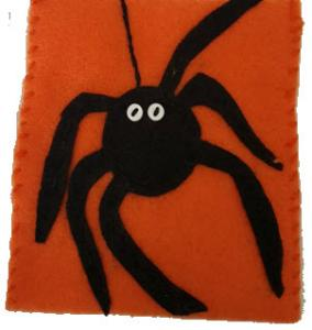 Spider Pouch Sewing Kit